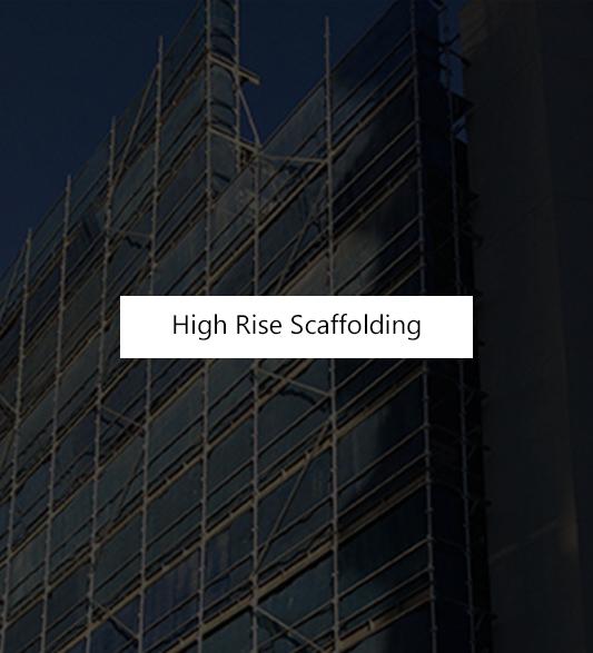 High Rise Scaffolding